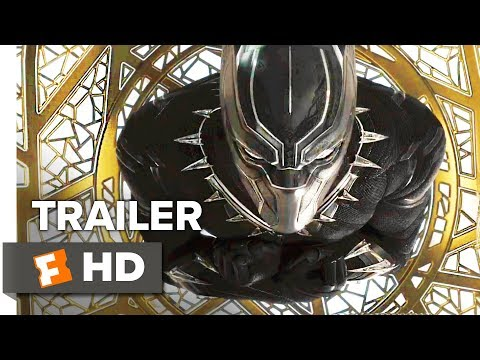 New Official Trailer for Black Panther