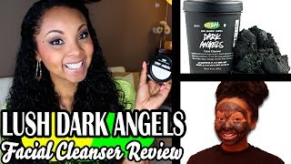 LUSH Dark Angels Review & Demo