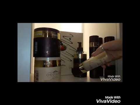 Olej grzebień do włosów