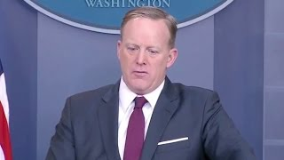 Mar 24, 2017- Sean Spicer White House Briefing -Full Event