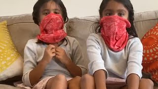 Watch: Kids tell us what it's like to go to school in a pandemic and the challenges of being tested