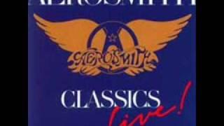 06 Three mile smile Reefer head woman Aerosmith 1986 Classic