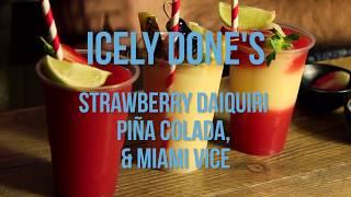 Our Frozen Cocktail Bar - Piña Colada, Strawberry Daiquiri & More....