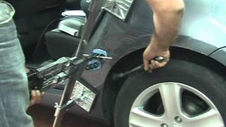 Video Sửa chữa thân vỏ xe chuyên nghiệp
