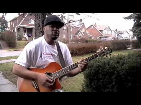 Original gospel song R&B Chords Guitar Acoustic: befree