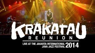 Krakatau Reunion Live at Java Jazz Festival 2014