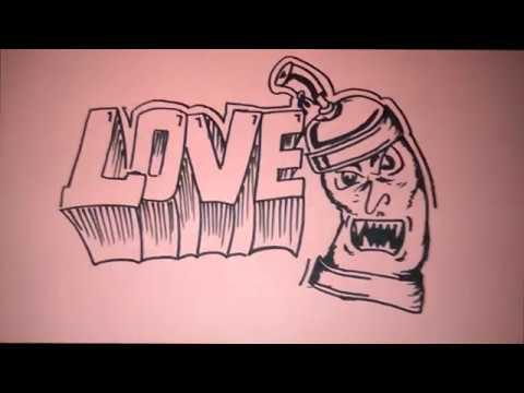 Download Cara Gambar Grafiti Love 3d Mudah Dangdut Mania