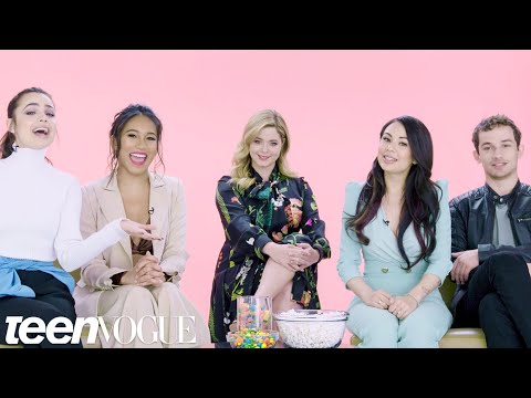 """Pretty Little Liars: The Perfectionists"" Cast Plays I Dare You 