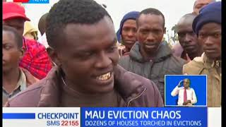 Mixed reactions as Government sticks to Mau eviction