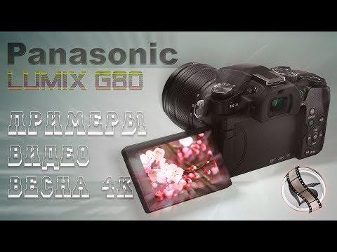 Panasonic Lumix G80 [spring]