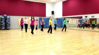 Without A View - Line Dance (Dance & Teach in English & 中文)