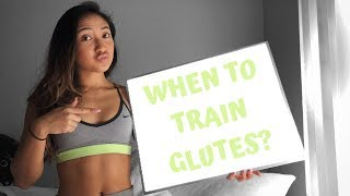 How Many Times a Week to Train Glutes (PLAN YOUR OWN SPLIT IN THREE SIMPLE STEPS)