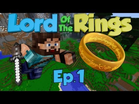 Minecraft Lord of the Rings: Ep.1 - Middle Earth