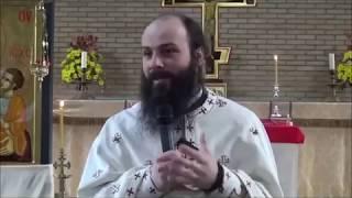 Cea Mai Tulburatoare Predica La Duminica Floriilor/Intrarii In Ierusalim - Arhim. Hrisostom Radasanu