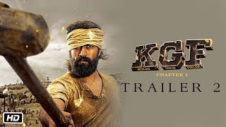 K.G.F - Official Hindi Trailer 2