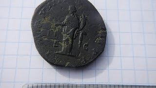 Detecting UK. Roman finds in LiverpooL & Nottingham