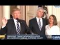 President Trump Names Neil Gorsuch Supreme Court Nominee!