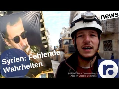 Syrien: Wahrheiten gibt es nicht! [Video]