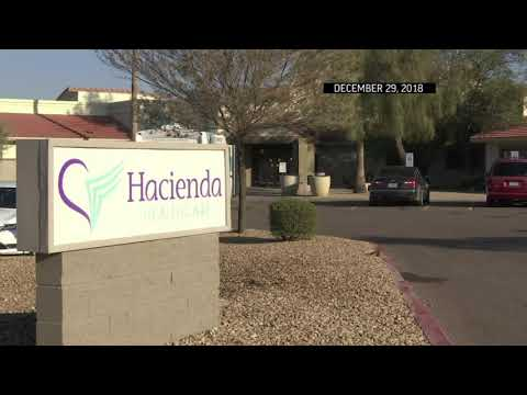 Panicked staff at a healthcare facility scrambled to save a baby born to an Arizona woman in a vegetative state amid their shock to learn she was pregnant, according to 911 audio released Friday. (Jan. 11)