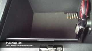 Locker Down Vehicle Console Safe