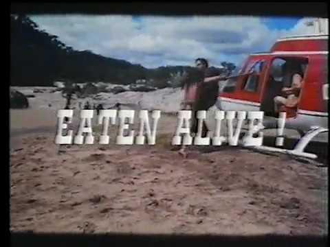 Eaten Alive! (1980) Video Classics Australia Trailer