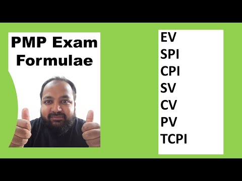 All the PMP Formulas and Calculations - PMBOK 6th ... - YouTube