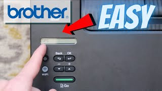 Brother Printer Wireless Setup with 2 Methods (Easy or Painful)