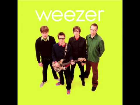 Weezer - Don't Let Go