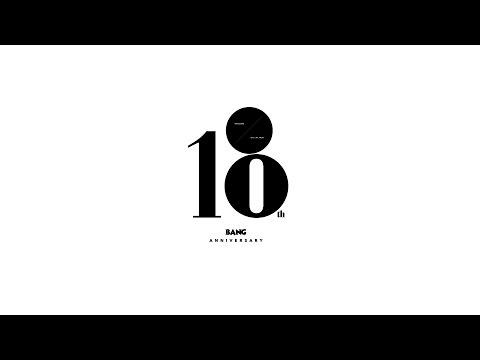 BANG 18成年 Happy B-DAY