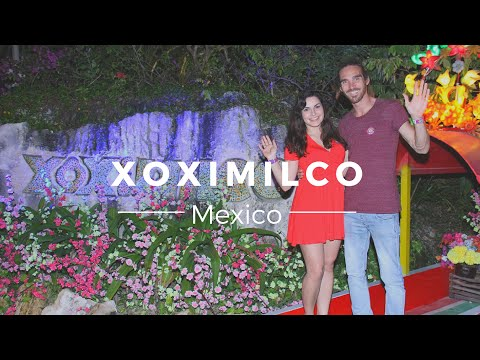 Xoximilco – Crazy Mexican Boat Party! | RayaWasHere