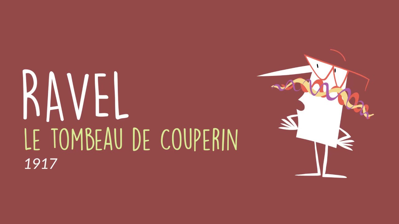 Le Tombeau de Couperin, Menuet