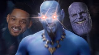 Why Live-Action Genie Is Horrifying (Aladdin 2019)