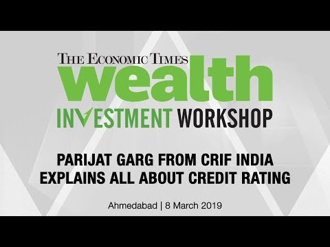 Parijat Garg from CRIF India explains all about Credit Rating