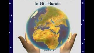 PAT BOONE - HE'S GOT THE WHOLE  WORLD IN HIS HANDS