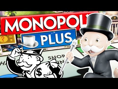 THIS IS WHY I HATE MY FRIENDS - Monopoly Board Game (видео)