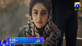 Fitoor   Hiba Bukhari  Episode 25   Har Pal Geo Dramas   Teaser   Promo   Review