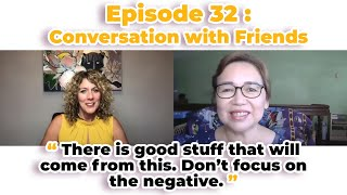 Conversation with Cathleen Elle North Carolina USA Episode 32