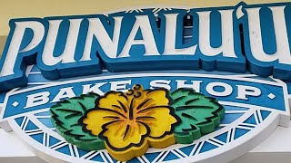 Punalu'u Bake Shop, Hawaii