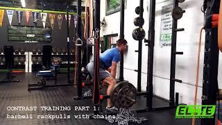 Contrast Training - Rack Pull + TB VJ