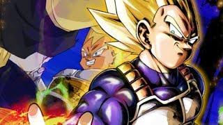 Dragon Ball Legends: AMAZING SPARKING VEGETA & TRUNKS SUMMONS! | DB