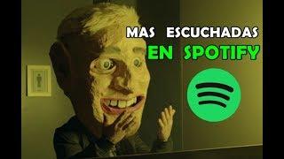 TOP 50 Musica Electronica Mas Escuchadas de Spotify (Actualizado Julio 2019)