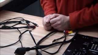 Wozu sind die ganzen Audio Video Kabel