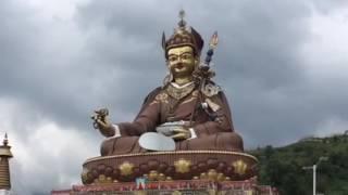【不丹蓮師大佛聖像∼建造過程】 (2004 ~ 2015)  Making Of Guru Padmasambhava Statue In Takila, Bhutan.