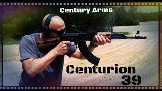 Centurion C39 USA Made Milled AK47 Rifle Review HD