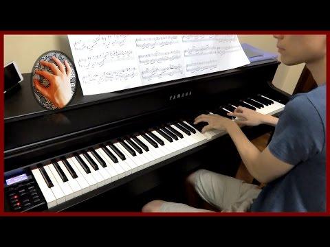 Pinocchio - When You Wish Upon A Star [Piano] (Arranged by Hirohashi Makiko)