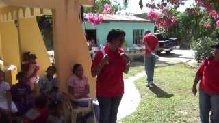 preview picture of video 'Navidad en Yamasá - 2013'