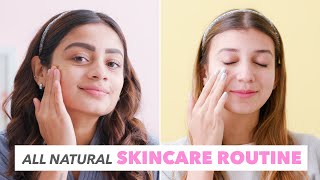 DIY Natural Skincare Routine | Oily & Dry Skin