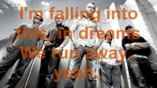 3 doors down be like that (lyrics)
