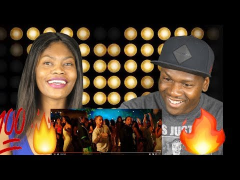 Tyga - Haute (Official Video) Ft. J Balvin, Chris Brown REACTION - LiveNColor Tv