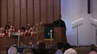 "Reformation Celebration; ""Oft Goes Christ, in the Stranger's Guise""; Scripture Reading"